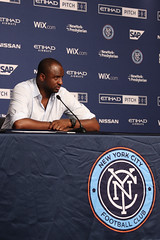 (JenGallardo) Tags: nycfc nyc ny newyork newyorkcity newyorksoccer newyorkfootballclub soccer yankeestadium bronx thebronx futbol footie