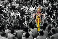 ~Kecak Fire Dance~ (achint aima) Tags: kecak dance bali uluwatu