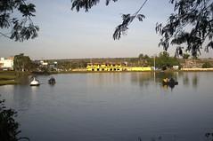 Jataí, Goiás, Brasil (Proflázaro) Tags: brasil goiás jataí parqueecológicodiacuy parque lago natureza ecologia cidade água