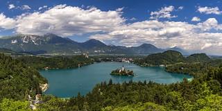 *Lake Bled Panorama*
