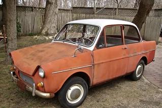 1960 DAF 600 Type 1