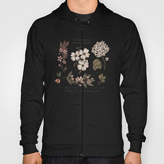 http://bit.ly/2tiXV5E (Society6 Curated) Tags: society6 art buy fashion style hoodies clothes clothing street wear floral flowers flower illustration drawing red green brown earth earthtones