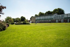 Facilities - Large grassed area