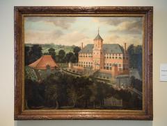 Scheltkema Nijenstein bij Zandeweer (Jeroen Hillenga) Tags: groningen schilderij museum tentoonstelling expositie borg kunst art painting history geschiedenis netherlands nederland