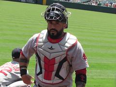 IMG_4413 (Dinur) Tags: baseball majorleaguebaseball mlb redsox bostonredsox angels laangels losangelesangels