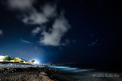 Ricadi nelle Stelle (a.landini1969) Tags: heliar ilce7rm2 stars calabria sky voigtlander a7rii italy italia nuvole blu blue clouds