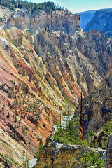 Grand Canyon of the Yellowstone (Jim Johnston (OKC)) Tags: grandcanyonoftheyellowstone yellowstoneriver artistpoint canyonarea yellowstonepark wyoming