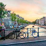 Amsterdam city walk! thumbnail
