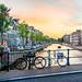 Amsterdam city walk!