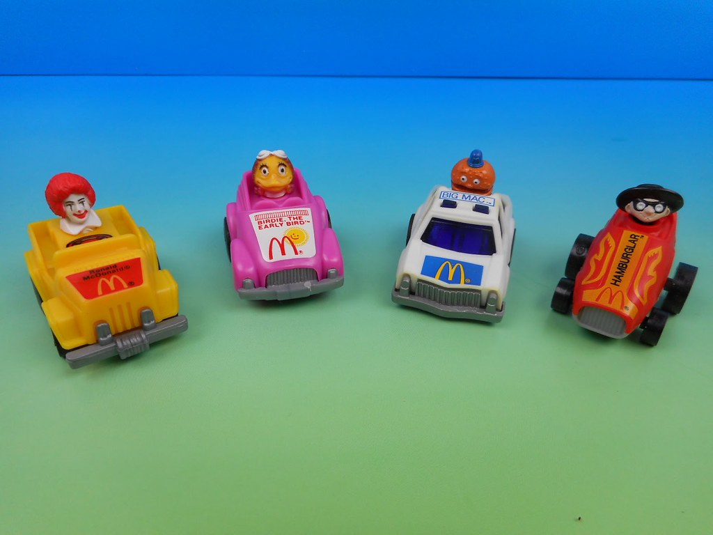 Toys From Mcdonald S Happy Meals : The world s best photos of mcdonalds and toys flickr