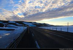 Fjarðarheiði Mountain Pass, Iceland (JH_1982) Tags: fjarðarheiði mountain pass road roadtrip strasse snow schnee nieve neige neve 雪 눈 снег icy eis sky cloud clouds shadow shadows fjardarheidi seyðisfjörður seydisfjördür seydisfjordur landscape scenery scenic natue mountains view aussicht memorial statue fjord 塞济斯菲厄泽 セイジスフィヨルズル 세이디스피외르뒤르 сейдисфьордюр iceland ísland island islandia islande islanda islândia 冰岛 アイスランド 아이슬란드 исландия आइसलैण्ड آيسلندا