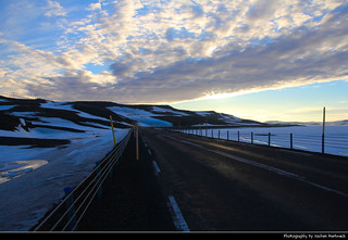 Fjarðarheiði Mountain Pass, Iceland