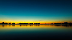 Creve Coeur Lake summer 2016 (bd_c2c) Tags: ifttt 500px creve coeur park nature landscape hdr trees summer canon adobe photoshop lightroom lake eos sunset reflections missouri maryland heights colorful blue hour treeline 70d small front efs1018mm f4556 is stm william davis photography county