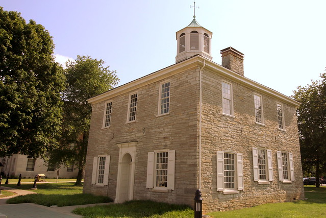 Old Indiana Capitol - Corydon, IN