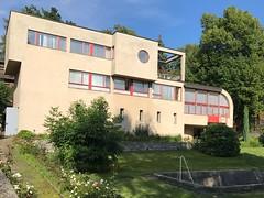Haus Schmelowsky in Jablonec nad Nisou (Berliner1963) Tags: modernearchitektur wohnikonen heinrichlauterbach hausschmelowsky gablonz jablonec riesengebirge bohemia böhmen tschechien