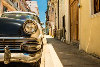 Havana Sidewalk