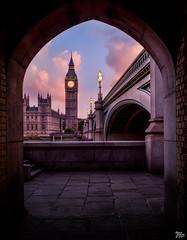 Big Ben Sunset (mark.iommi) Tags: bigben westminsterbridge london sunset dusk