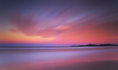 Tranquil (Ancon0031) Tags: noosa noosanorthshore sunset qld australia longexposure sunshinecoast sky colour leebigstopper