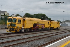 744 at Mallow, 11/7/17 (hurricanemk1c) Tags: railways railway train trains irish rail irishrail iarnród éireann iarnródéireann 2017 mallow 744 plassertheurer