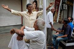 Untitled (SaumalyaGhosh.com) Tags: people adda kolkata street streetphotography chat communication greet