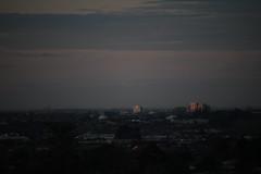 City at dawn (neil.bather@xtra.co.nz) Tags: city cityscape dawn manukau auckland new zealand suburbs sunrise