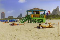 Art Deco at the Beach 2017 (MoArt Photography) Tags: lifeguardtower miamibeach moartphotography berndspeck artdeco