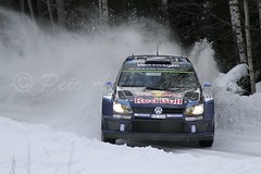 Sweden rally 2015 (Peio Agirre argazkiak) Tags: rally rallye suecia sweeden wrc car coche carrera racing nieve snow ogier