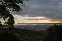 Joinville - SC (Pedro Paulo Faganello T. dos Anjos) Tags: joinville santa catarina sc cloud sun sol céu paisagem amanhecer