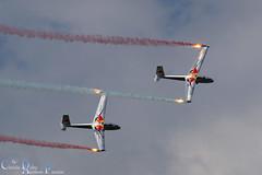 LET L-13 BLANIK (charlie delta airshow passion) Tags: zeltweg airshow f16 messerschmitt me262 cobra bristol saab viggen gripen patrulla aguila paf red bull b25 mitchell alouette kiowa s70 blackhawk fokker eurofighter typhoon