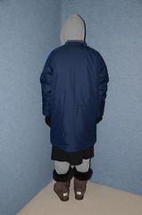 Warm Clothed (Warm Clothes Fetish) Tags: niqab hijab chador burka girl anorak coat rainwear sweat boots torture slave warm