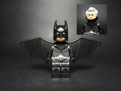 Lego Kingdom Come - Batman (Sir Doctor XIV) Tags: lego batman kingdom come custom