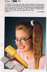 Conair Impressions (Tom Simpson) Tags: conair impressions hair 1990s 1990shair haircrimper vintage ad ads advertising advertisement vintagead vintageads hairstyles