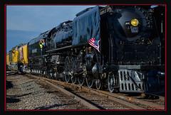 Cheyenne Frontier Days Train (Jmarie999) Tags: unonpacific cheyennefrontierdays odc
