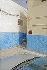 marokko 70 (beauty of all things) Tags: marokko morocco rabat architektur architecture kasbah blauweis cars