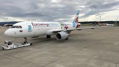 OE-IQD (Breitling Jet Team) Tags: oeiqd holidays eurowings euroairport bsl mlh basel flughafen