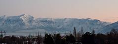 Good Morning Ogden, Utah (maytag97) Tags: maytag97 dawn twilight morning sunrise wasatch mountain range nikon d750 winter outside outdoor