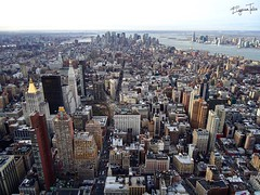 Greatest thing are still to be done (EU_ET) Tags: architecture cityview empirestate city view vista eeuu newyork nuevayork
