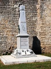 16-Saint Fraigne* (jefrpy) Tags: poitou psaget 16charente guerrede1418 warmemorial ww1 inferieura50 france monumentauxmorts