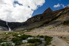 Bow Glacier Falls (tylerhuestis) Tags: banff banffnationalpark alberta canada nationalpark nature landscape waterfall glacierriver