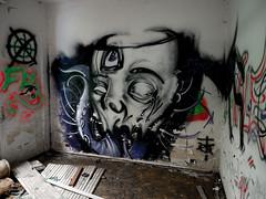 E-M1MarkII-13. Juli 2017-14-42-31 (spline_splinson) Tags: consonno graffiti graffitiart graffity italien italy lostplace losttown ruin ruinen ruins lombardia it