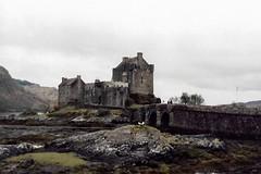 Scottish Highlands (Rebecca Sather) Tags: scotland highlands scottishhighlands travel film 35mm 35mmfilm olympustrip35 olympus filmphotography eilean donan eileandonan