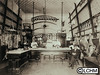 GN376 (Lane County History Museum) Tags: eugeneoregon lanecountyhistoricalmuseum vintage historicalphoto oregonhistory digitalcollection butchershop meatmarket shopkeepers downtownbusiness commercialinterior