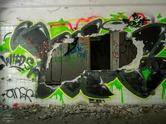 E-M1MarkII-13. Juli 2017-14-59-40 (spline_splinson) Tags: consonno graffiti graffitiart graffity italien italy lostplace losttown ruin ruinen ruins lombardia it