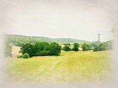 across the fields * (John(cardwellpix)) Tags: sunday 16th july 2017 paintphotography albury downs valley nr guildford surrey