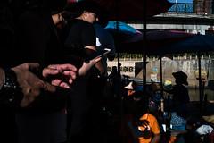 * (Sakulchai Sikitikul) Tags: street snap streetphotography summicron songkhla sony floatingmarket 35mm leica a7s thailand hatyai boat silhouette