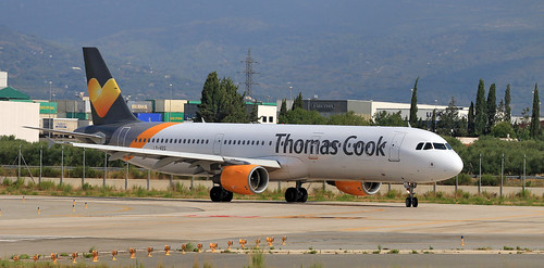 Thomas Cook Airlines / Airbus A321-212 / LY-VEG