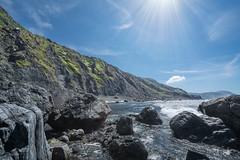 Praia de Area Negra deTeixidelo (xulio.barreiro) Tags: teixidelo cedeira acoruña galicia areanegra