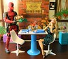 I heard this is one of your favorites. (Pablo Pacheco 85) Tags: bionicwoman kenner hottoys mattel deadpool ryanreynolds marvel marvelcomics marvelcinematicuniverse melgibson