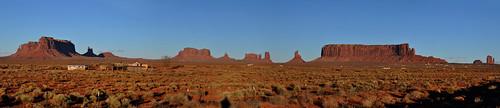 Oljato - Navajo Landscape
