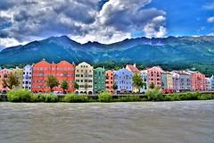 Colorful Innsbruck - AUSTRIA (hewraman) Tags: österreich austria innsbruck tirol colorful 奥地利 αυστρία אוסטריה オーストリア 오스트리아 австрия ஆஸ்திரியா ίνσμπρουκ אינסברוק インスブルック 인스브루크 инсбрук 因斯布鲁克